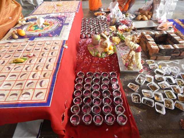 Sorna Bhairavar – 108 Kalasa Panneer Abhishekam – Part -2