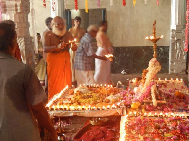 Sorna Bhairavar – 108 Kalasa Panneer Abhishekam – Part -3