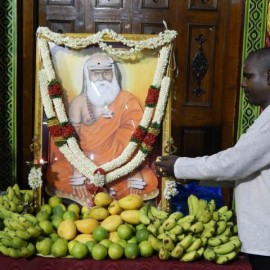 Pambanswamigal 85th Year Gurupoojai Festival