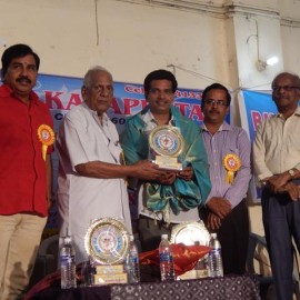 KALAPEEDAM AWARD GIVING FUNCTION – Part -1
