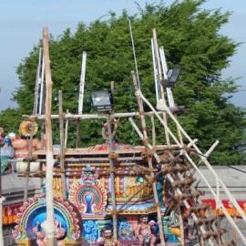 CHENNIMALAI SUBRAMANIYA SWAMI THIRUKOIL KUMBABISHEKAM – ON 7-7-2014-  Part-1