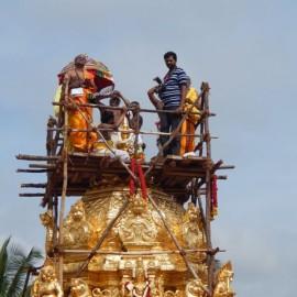 BENGALURU RAJA RAJESWARI TEMPLE KUMBABISHEKAM ON 09-07-2014 – PART – 5