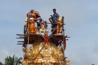 BENGALURU RAJA RAJESWARI TEMPLE KUMBABISHEKAM ON 09-07-2014 – PART – 5