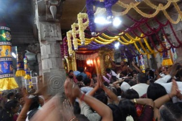 BENGALURU RAJA RAJESWARI TEMPLE KUMBABISHEKAM ON 09-07-2014 – PART – 8