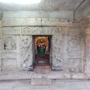 NANDI VILLAGE SHRI BHOGANANDHEESWARAR TEMPLE PART 2