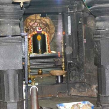 NANDI VILLAGE SHRI BHOGANANDHEESWARAR TEMPLE PART 1