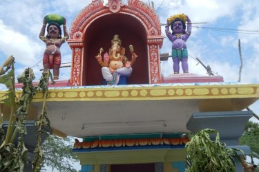 SRI SOUNDARANAYAGI SAMETHA SRI NAGANATHA SWAMI TEMPLE KUMBABISHEKAM-PART-1