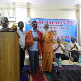 SRI KALAPEETAM AWARD FUNCTION – 17-08-2014  Part 1