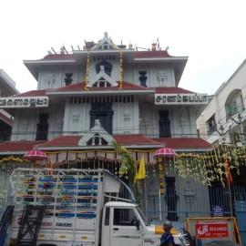 Mahalingapuram Ayyappan Temple Kumbabhishegam-part 2