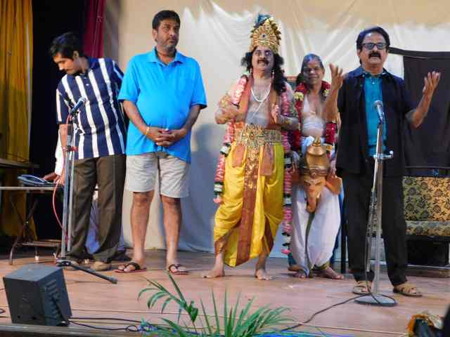 SHRI KALAPEETAM AND SHRI DEVI FINE ARTS PRESENTS AWARD FUNCTION PART 1