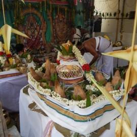 Arulmigu Padmavathi Sametha Sri Venkatesa Perumal Thirukoil Astabanda Maha Kumbabishekam  – Part -1