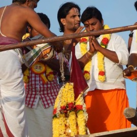 Arulmigu Padmavathi Sametha Sri Venkatesa Perumal Thirukoil Astabanda Maha Kumbabishekam  – Part -2