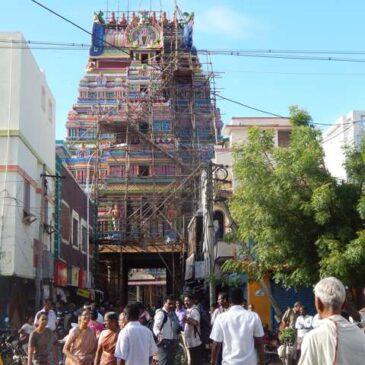 அருள்மிகு அரங்கநாதஸ்வாமி திருக்கோயில் மஹா சம்ப்ரோக்ஷணம் Part – 1