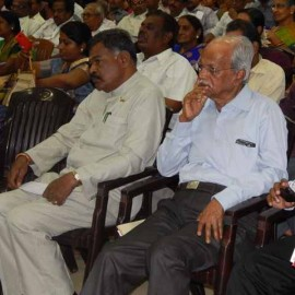 MYLAPORE ACADEMY 60TH AWARD FUNCTION ON 17-11-14 – Part -1