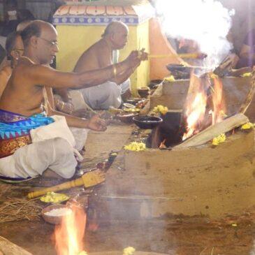 ஸ்ரீரங்கம் அருள்மிகு அரங்கநாதஸ்வாமி திருக்கோயில் கும்பாபிஷேகம் – Part 5