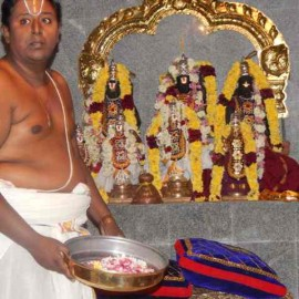 Shri Sitha Lakshmana anumanth sametha shri Kothandaramaswamy Bajanai Koil Kumbabishekam