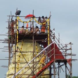 ஸ்ரீஆரோக்கியலக்ஷ்மி சமேத தன்வந்திரி பெருமாள் ஆலய மஹா கும்பாபிஷேகம் – Part-3