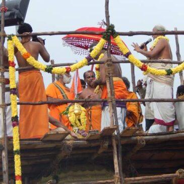 ஸ்ரீஆரோக்கியலக்ஷ்மி சமேத தன்வந்திரி பெருமாள் ஆலய மஹா கும்பாபிஷேகம் – Part-4