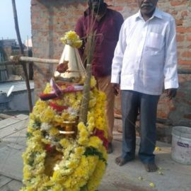 Arulmigu shri Sharanam Ayyappan aalayam Kumbabishekam