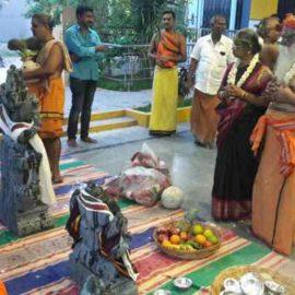 Agasthiyar Lopamudra Prathisti Homam at VELLORE – NATTU MARUTHUVAM (SUN TV) Dr. Sakthi Subramaniam and Suguna Subramaniam