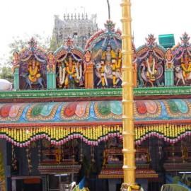அருள்மிகு காமாட்சி அம்பிகை உடனுறை ஏகாம்பரேஸ்வரர் திருக்கோயில்