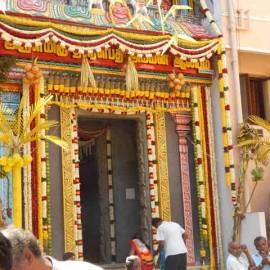 அருள்மிகு திரௌபதியம்மன் ஆலய மஹா கும்பாபிஷேகம்