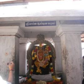 குங்குமவல்லித்தாயார் சமேத தான்தோன்றீஸ்வரர் ஆலயம்