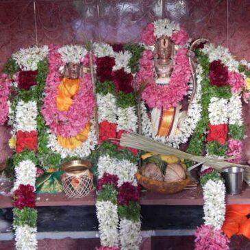 பரிக்கல் ரதி மன்மதன் கோயில் கும்பாபிஷேகம்