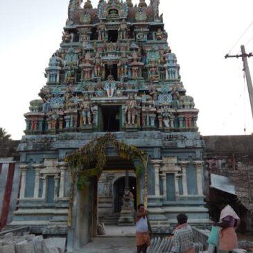 அ/மி கோலவில்லி ராமர் திருக்கோயில் திருவல்லியன்குடி.