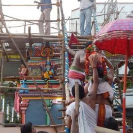 ஸ்ரீசிவசக்தி விநாயகர் அஷ்டபந்தன மஹாகும்பாபிஷேகம் பகுதி – 2