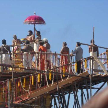 ஸ்ரீபகவதி அம்மன் கோயில் கும்பாபிஷேகம்