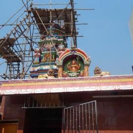 ஸ்ரீகாமாட்சி அம்மன் ஆலய மஹா கும்பாபிஷேகம்