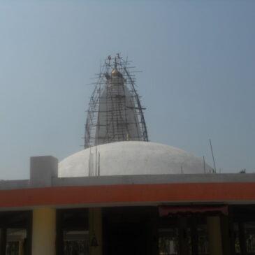 ஸ்ரீஷீரடி சாயிபாபா ஆனந்த ஆலய கும்பாபிஷேகம்