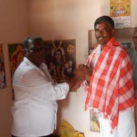 ஓம் சிவசக்தி அன்னதான சபா மற்றும் அன்பே சிவம் கூட்டு பிரார்த்தனை