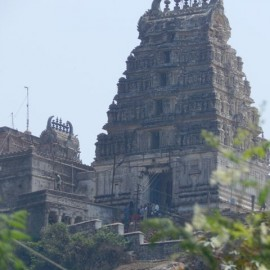 Sri Cheluvanarayana Swamy Temple, Melukote, Mandya District, Karnataka – part 1