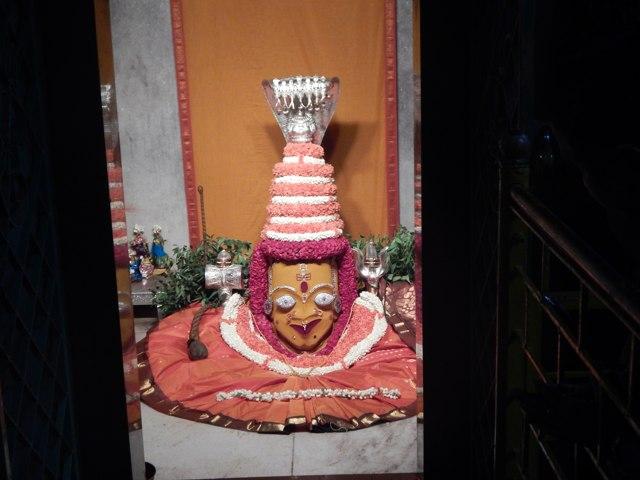 Sri Devi Kaliamman Temple-Halasuru Market-Bangalore