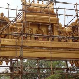 Bangalore Sri Devi Karumari Amma Temple (R) Sakthi Peeta