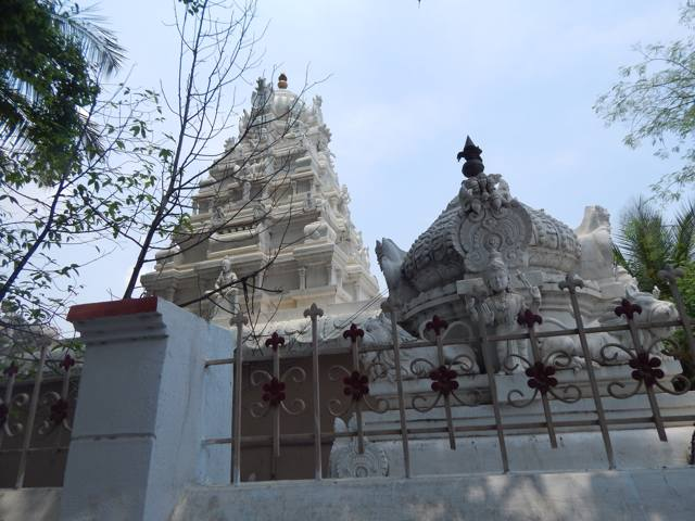 Hosur Sornambika Sameth Sri Someshwarar Temple-Ramnagar.