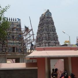 Sri Raja Rajeswari  Temple-Raja Rajeshwari Nagar-Bangaluru, Maha Kumbabishekam