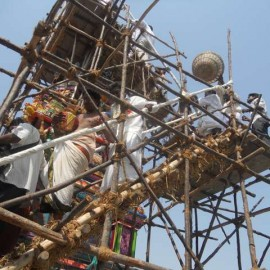 அ/மி நாகமுத்துமாரியம்மன் ஆலய மகா கும்பாபிஷேகம்
