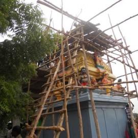 ஸ்ரீமருந்தீஸ்வரர் ஆலய கும்பாபிஷேகம்