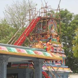 அருள்மிகு திரௌபதை அம்மன் திருக்கோயில், கீழ்க்கட்டளை