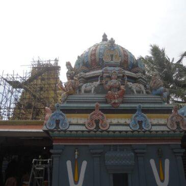 பருத்திப்பட்டு ஸ்ரீவெங்கட வரதப் பெருமாள் ஆலய கும்பாபிஷேகம்