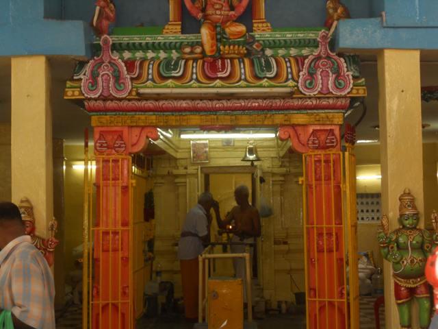 சென்னை, ஆவடி ஸ்ரீகற்பக விநாயகர் ஆலயம் கும்பாபிஷேகம்