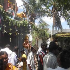 அ/மி நாகாத்தம்மன் கோவில் கும்பாபிஷேகம்