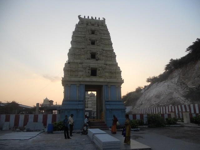 ஸ்ரீசைலம், நந்தியாலா, விஜயவாடா ஆலய தரிசனங்கள்