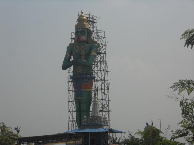 ஸ்ரீவிஷ்வரூப ஆஞ்சநேயர் மஹா சம்ப்ரோக்ஷணம்