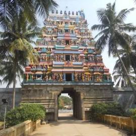 அருள்மிகு கோமுக்தீஸ்வரர் ஆலயம், திருவாடுதுறை