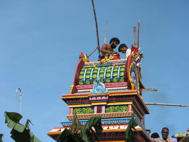 மணம் தவிழ்ந்த புத்தூர் சிவனாலயம் கும்பாபிஷேகம்