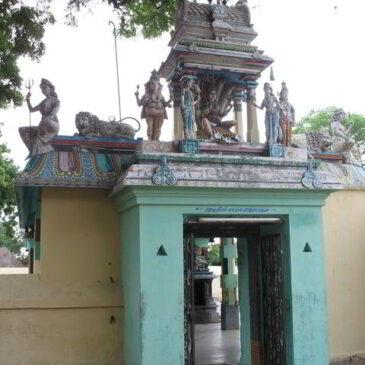 விக்கிரவாண்டி முத்துமாரியம்மன் கோயில்